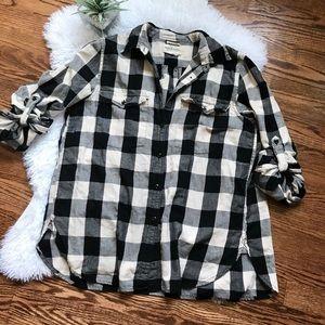Ralph Lauren Denim & Supply buffalo plaid shirt